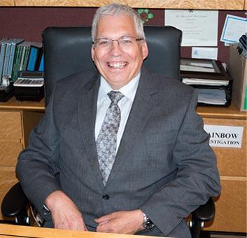 Ron Reinhold | Investigator & Paralegal | Rainbow Investigations Calgary