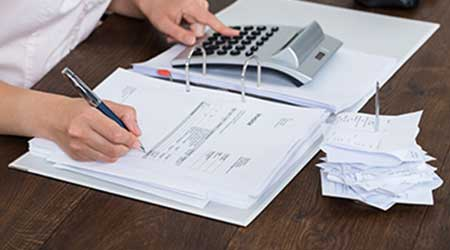 Fraudulent Bookkeeper | Rainbow Investigations | Calgary Private Investigator & Paralegal